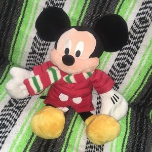Disney Winter Mickey Mouse